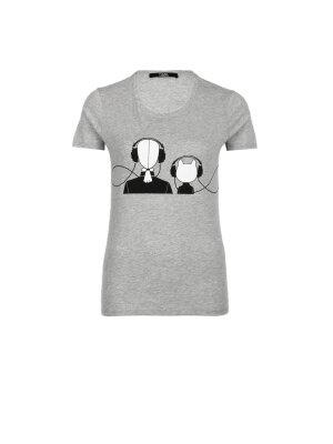 Karl Lagerfeld T-shirt Karl&Choupette Music