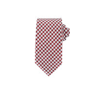 Tie Tommy Hilfiger Tailored red