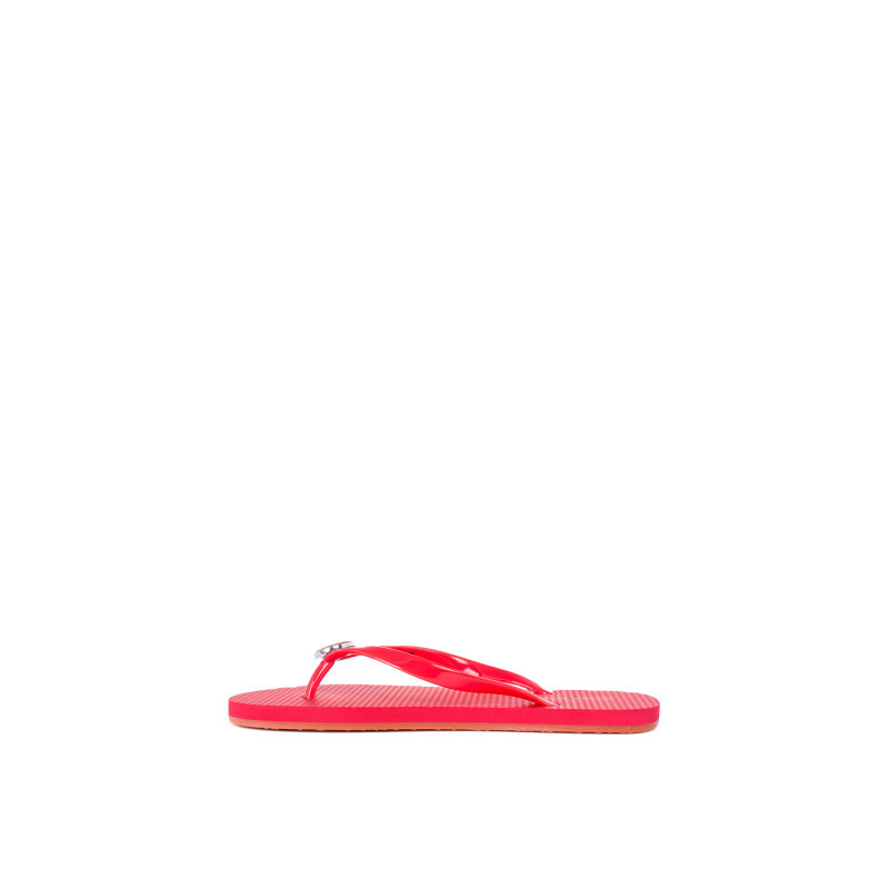 Flip flops Armani Jeans red