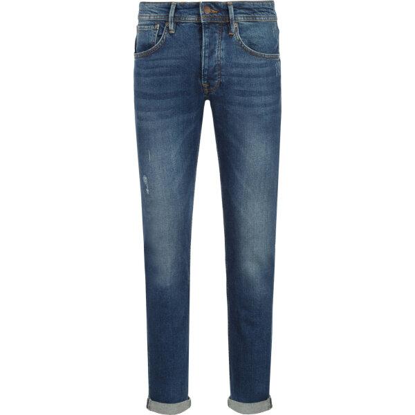 ... Cash Hrtg jeans Pepe Jeans London navy blue  PM202388 ... a1447d0652