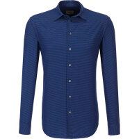 Shirt Armani Collezioni navy blue