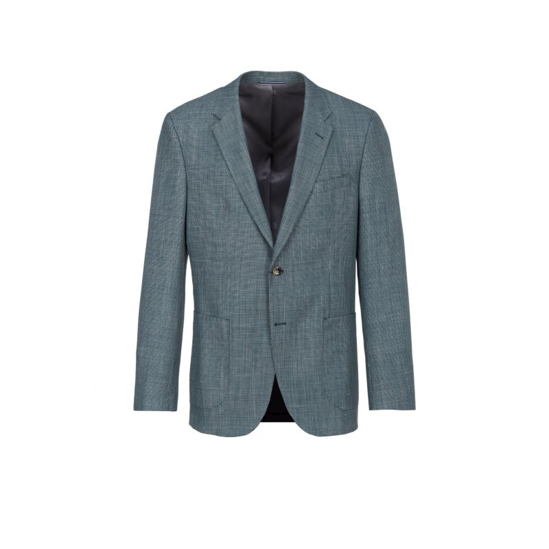 Colbert Blazer Tommy Hilfiger Tailored green
