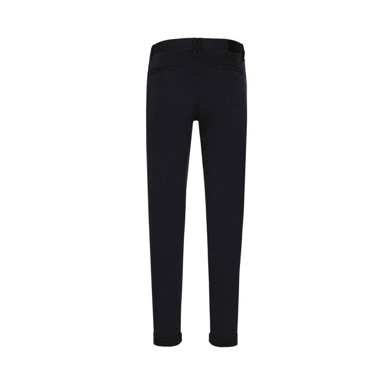 Schino Slim 1-D Pants Boss Orange black