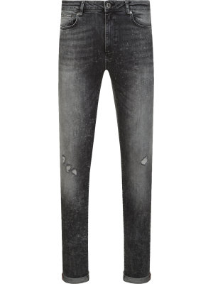 Superdry Spray on jeans