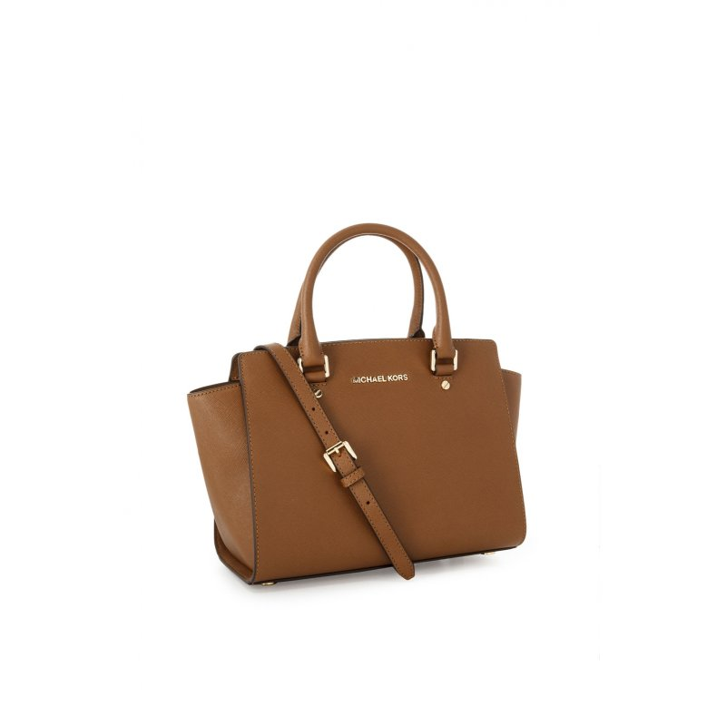 Selma Satchel Michael Kors brown