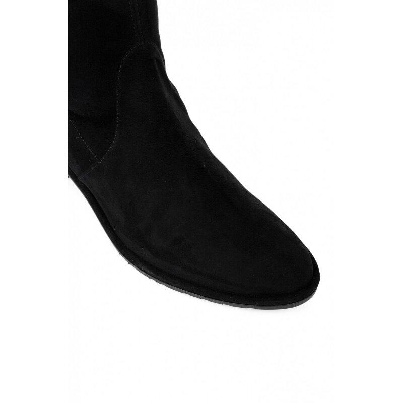 Lowland Boots Stuart Weitzman black