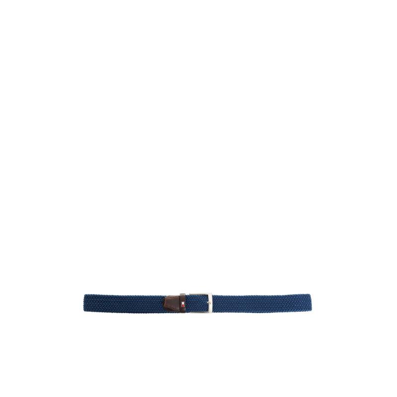 Pasek New Adan Tommy Hilfiger niebieski