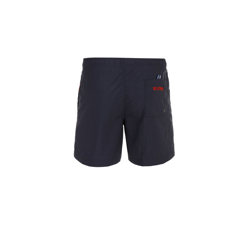 Flag Trunk Swim shorts Tommy Hilfiger navy blue