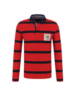 Tommy Hilfiger Polo T-shirt Tobert Stp Rugby