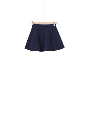 Tommy Hilfiger spódnica Diamond Knit Skater Skirt