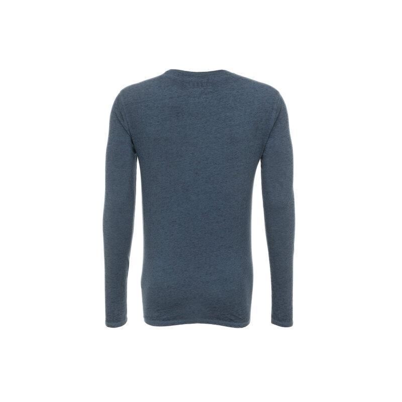Longsleeve FURTHER Guess Jeans niebieski