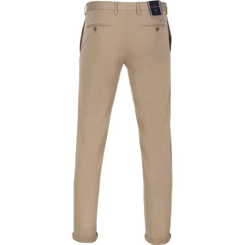 Spodnie Chino William-W Tommy Hilfiger Tailored grafitowy