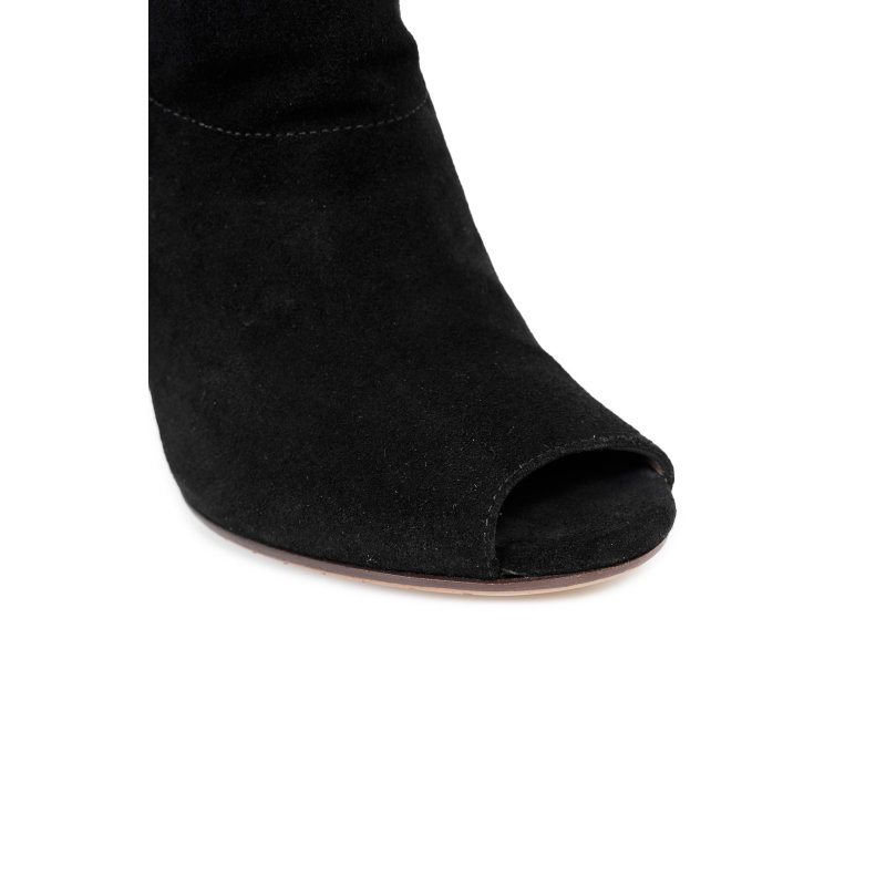 Boots Twin-Set black