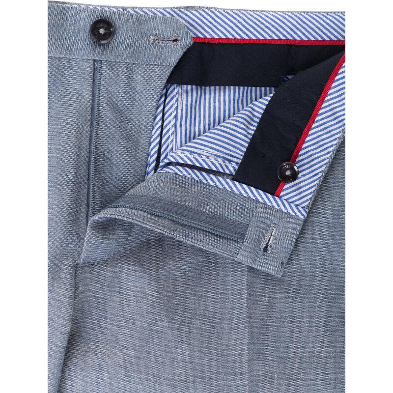 Spodnie Wll Tommy Hilfiger Tailored szary