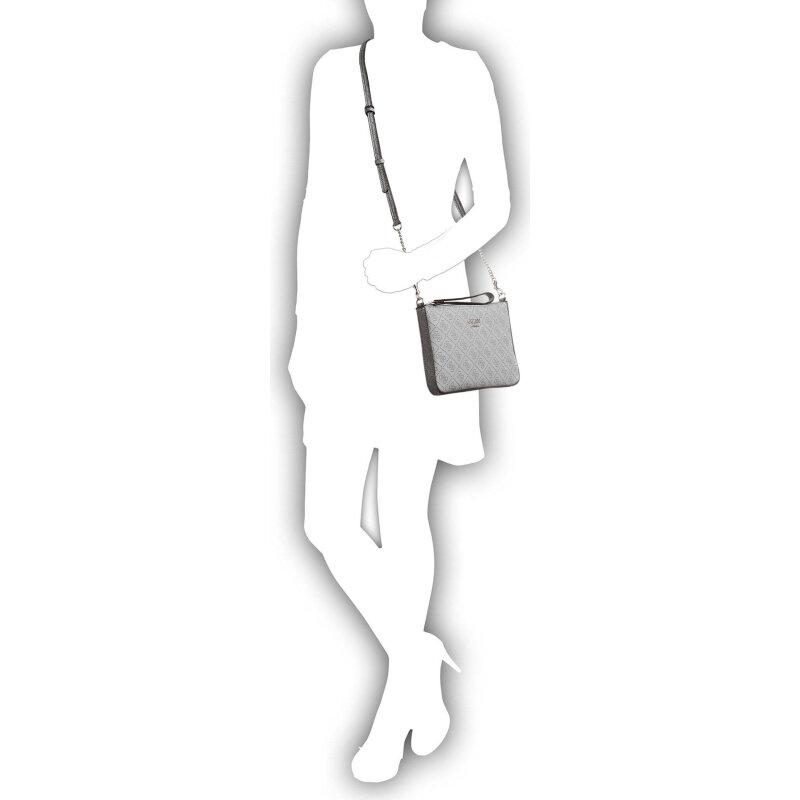 Shantal Mini messenger bag/Clutch Guess gray