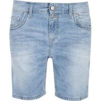 Szorty Jadin Pepe Jeans London błękitny