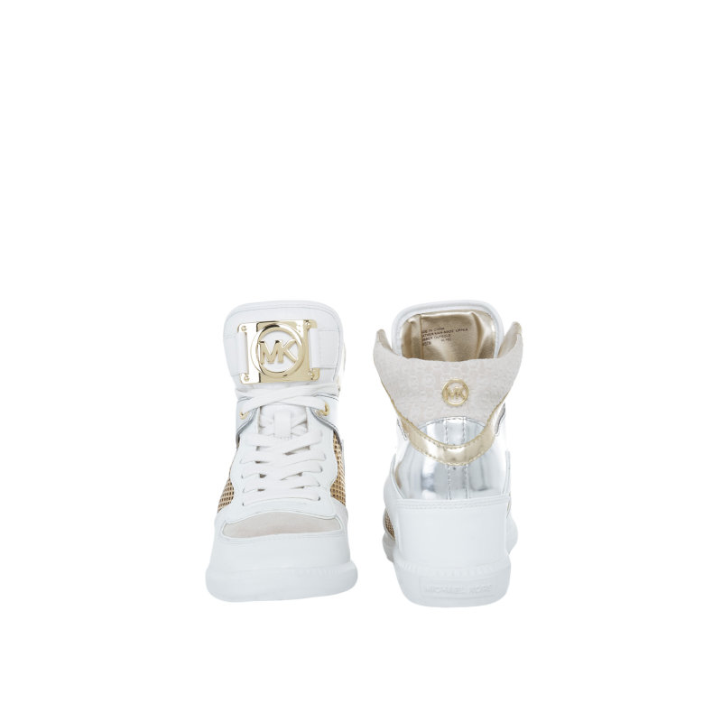 Nikko Sneakers Michael Kors white