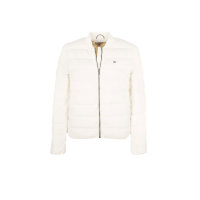 Kurtka THDW Light Down Bomber Hilfiger Denim kremowy