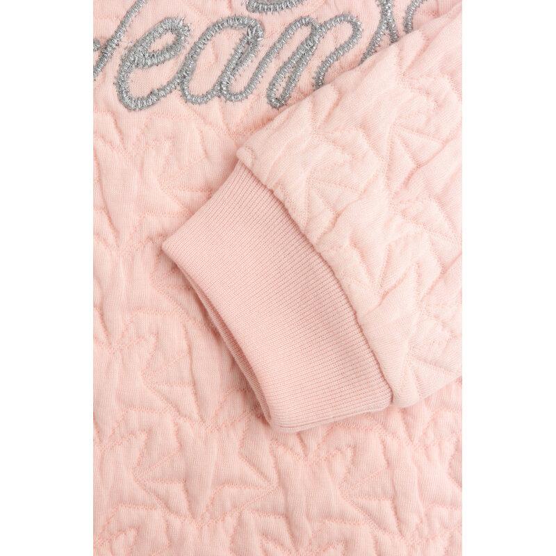 Bluza Sylvie Pepe Jeans London pudrowy róż