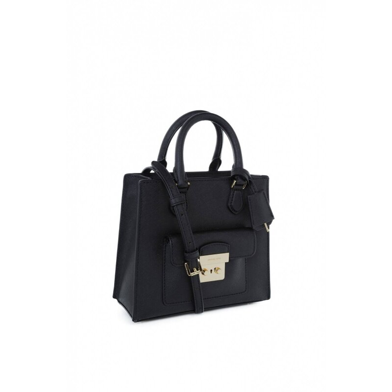 Bridgette messenger bag Michael Kors black