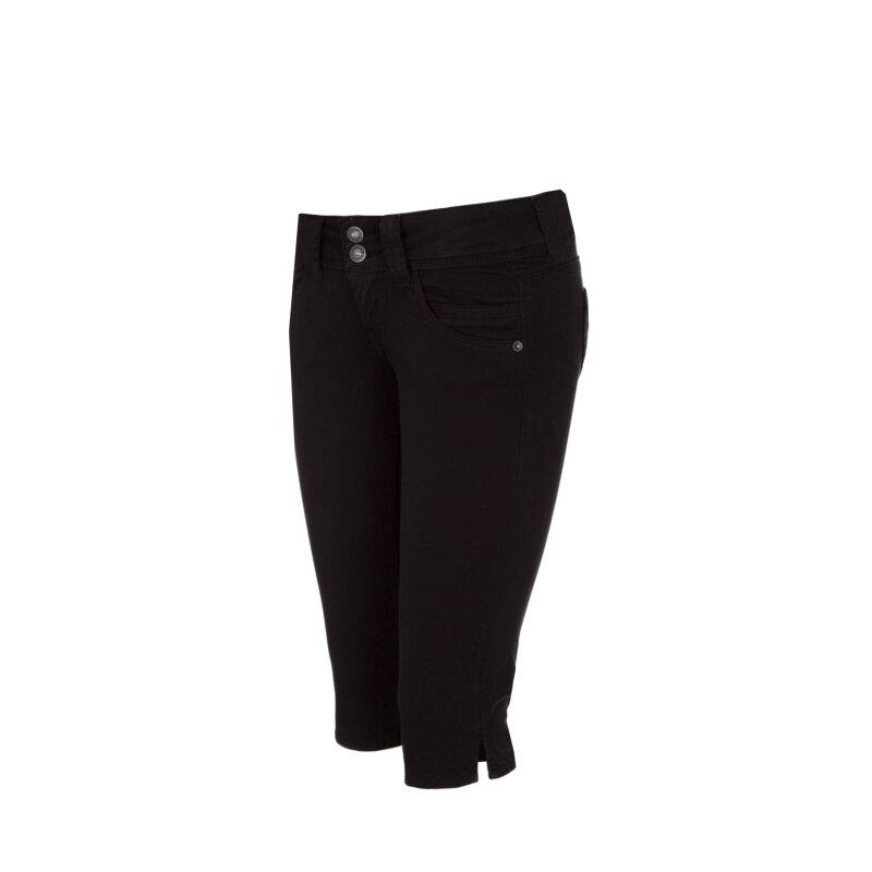 Szorty Venus Crop Pepe Jeans London czarny