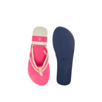 St Bart flip-flops Gant pink