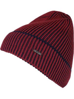 Boss Wełniana czapka Balerio WS
