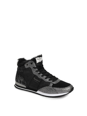 Pepe Jeans London Gable Fur sneakers