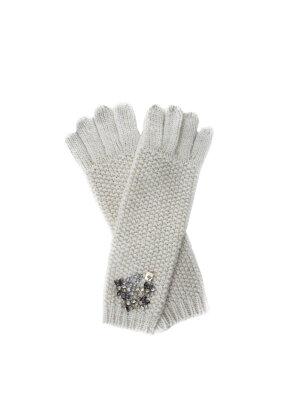Twinset Strass Gloves