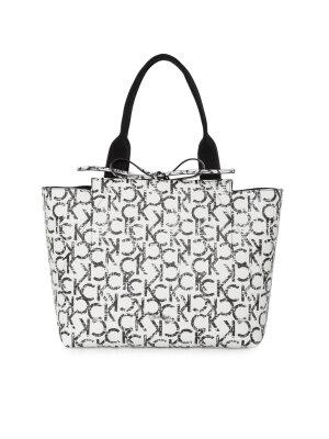 Calvin Klein Dwustronna shopperka Large Reversible
