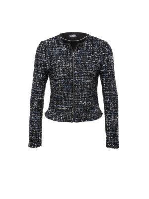 Karl Lagerfeld Sparkle Boucle Jacket
