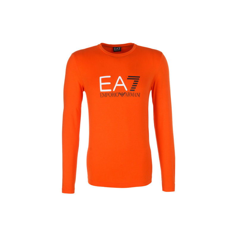 Longsleeve EA7 orange
