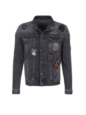 Pepe Jeans London Kurtka Jeansowa Legend Star Wars