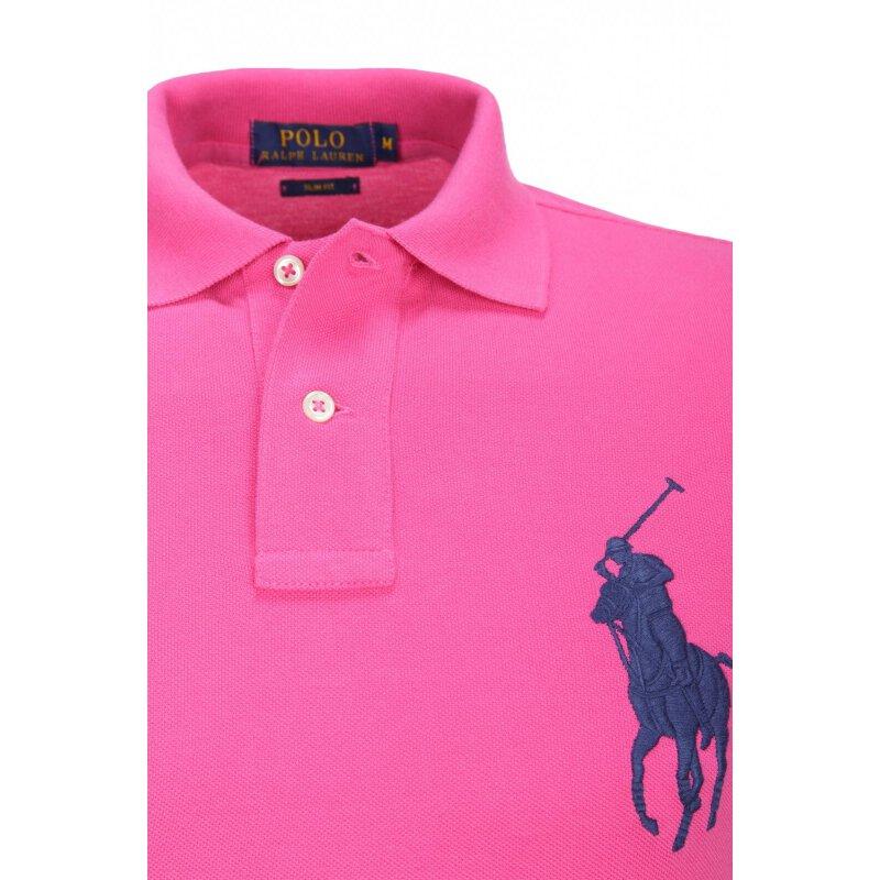 Polo Polo Ralph Lauren fuksja