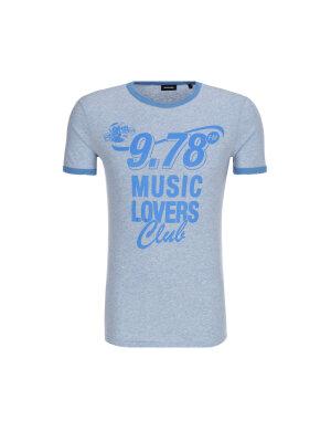 Diesel T-shirt T Neptun