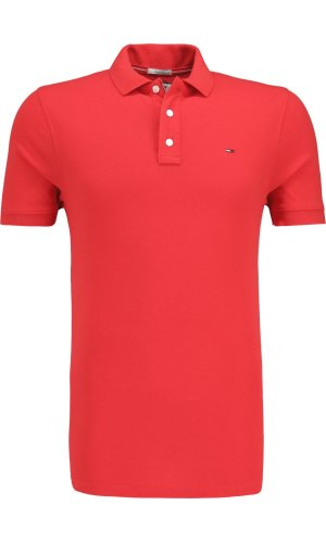 Tommy Jeans Polo TJM ESSENTIAL | Slim Fit | pique