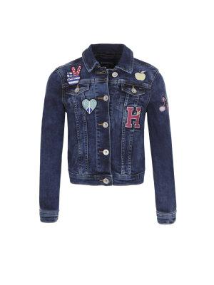 Tommy Hilfiger Kurtka jeansowa Badges