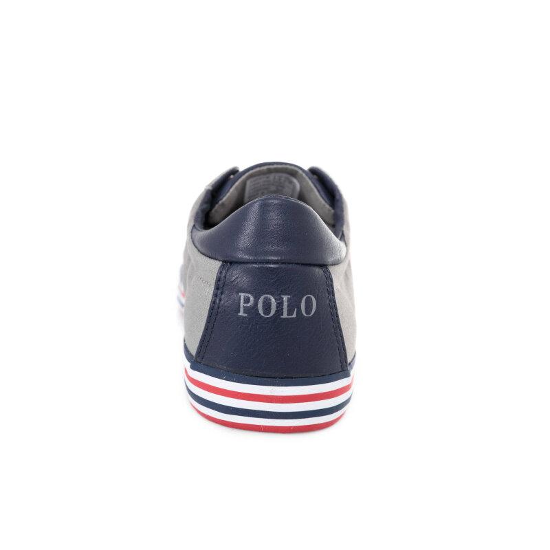 Tenisówki Harvey-Ne Polo Ralph Lauren szary