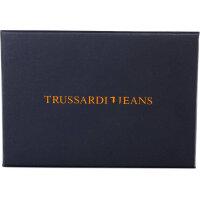 Portfel Trussardi Jeans brązowy