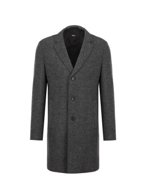 Boss Shawn4_1 Wool coat