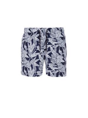 Tommy Hilfiger Szorty kąpielowe Batik Flower