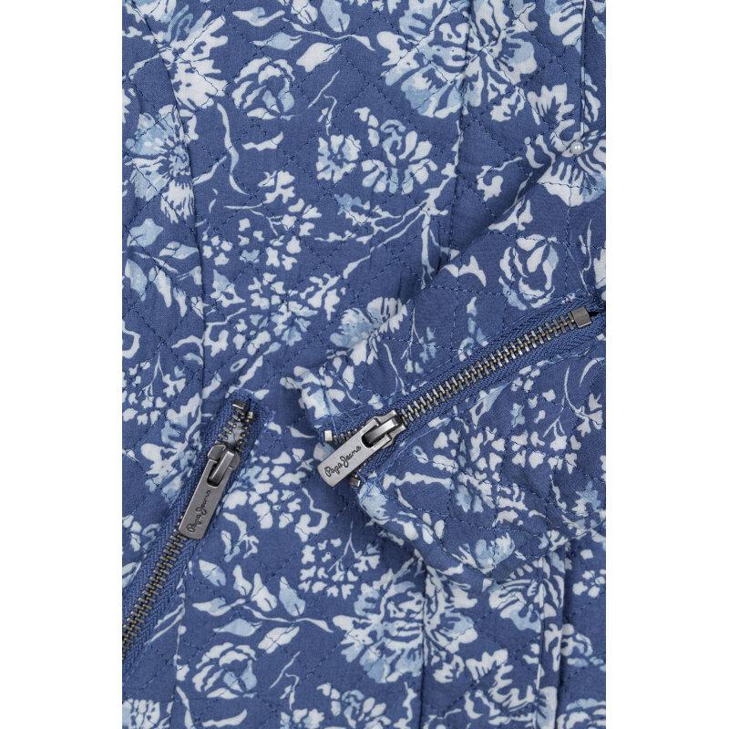 Kurtka Alexa Pepe Jeans London niebieski