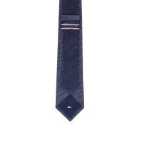 Krawat Tommy Hilfiger Tailored granatowy
