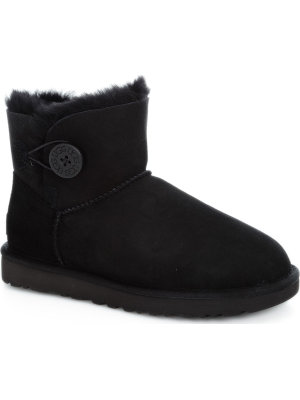 UGG Mini Bailey Button II Snow Boots