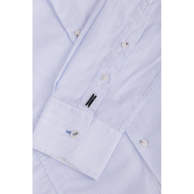 Koszula Marciano Guess niebieski