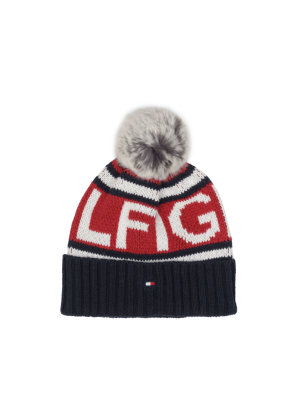 Tommy Hilfiger Czapka Cotton Blend
