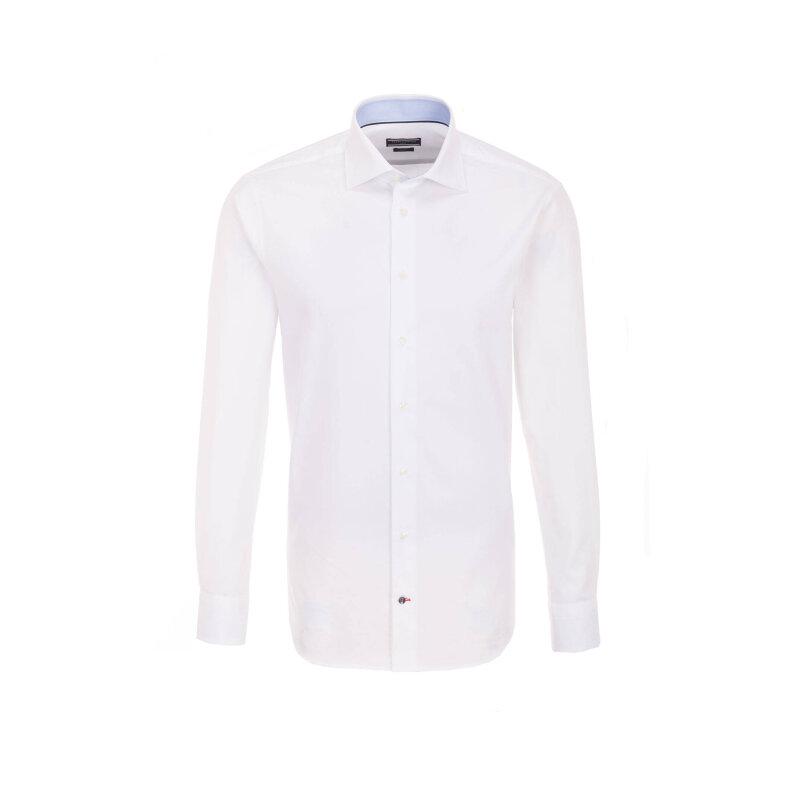 Koszula Tommy Hilfiger Tailored biały