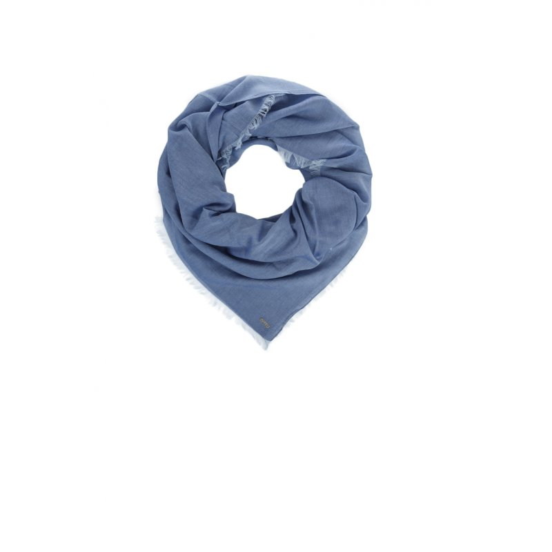 NAFAME scarf Boss Orange blue