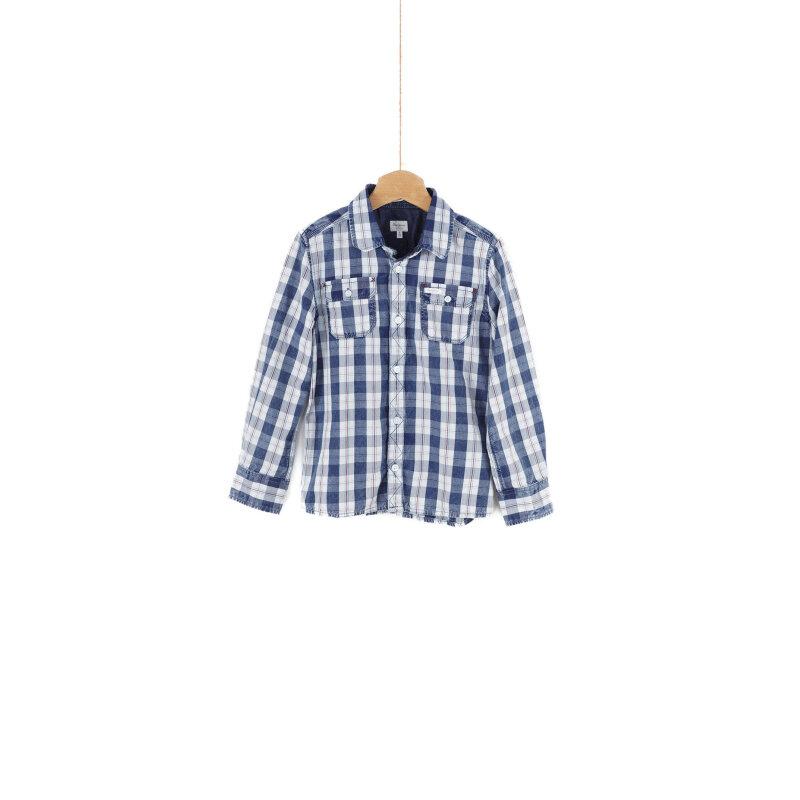 Koszula Stanley Pepe Jeans London niebieski