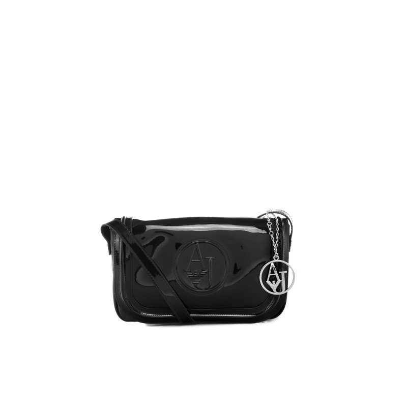 Messenger bag Armani Jeans black